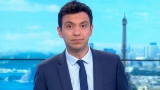 Djamel Mazi, le dimanche 2 août 2020. (FRANCE 3)