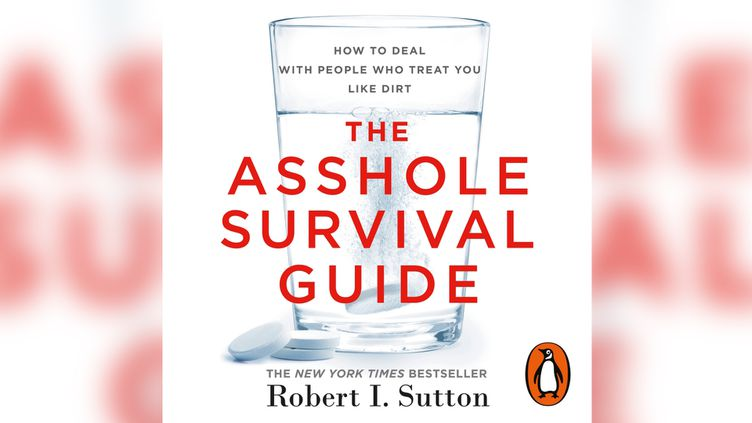 """""""The Asshole survival guide"""" (Material)"""