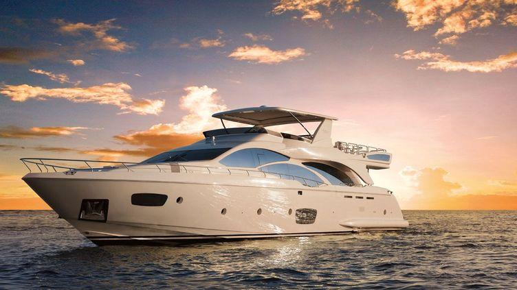 Le numéro un mondial du Yacht Ferretti est sous contrôle d'un groupe chinois. (FTV)