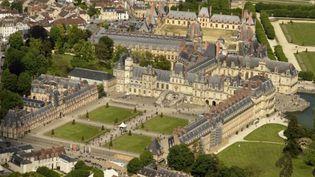 Le château de Fontainebleau  (ROGER ROZENCWAJG / PHOTONONSTOP)