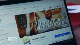 """Page Facebook, pétition en ligne, et même grève de la faim : le combat d'un """"patron solidaire"""" avec son apprenti guinéen passible d'expulsion (ENVOYÉ SPÉCIAL  / FRANCE 2)"""