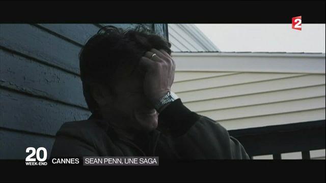 """Festival de Cannes : Sean Penn, un """"bad boy"""" engagé"""