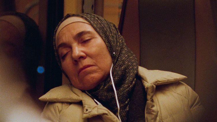 "Saadia Bentaïeb dans ""Ghost Tropic"" (DR Film ""Ghost Tropic"")"