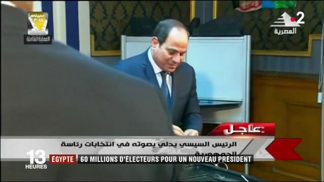 Égypte : 60 millions d'électeurs pour un vote sans surprise
