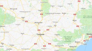 Montauban (Tarn et Garonne). (GOOGLE MAPS)