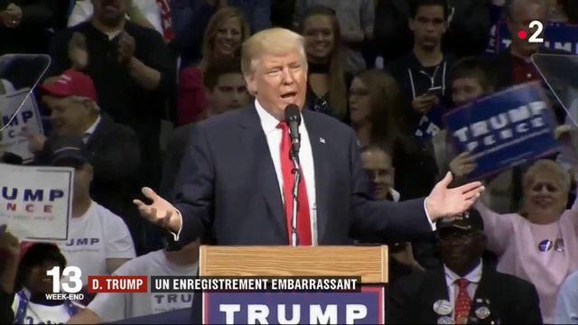 D. Trump : un enregistrement embarrassant
