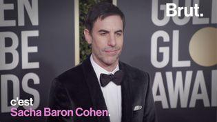VIDEO. On vous raconte l'histoire de Sacha Baron Cohen (BRUT)