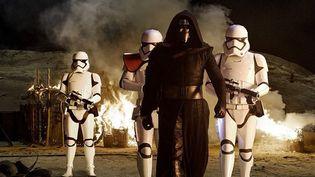 Le retour de Star Wars  (Lucasfilm 2015)