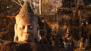 Angkor, patrimoine mondial de l'UNESCO  (CHERNYSHOVA-ANA / ONLY WORLD / ONLY FRANCE)