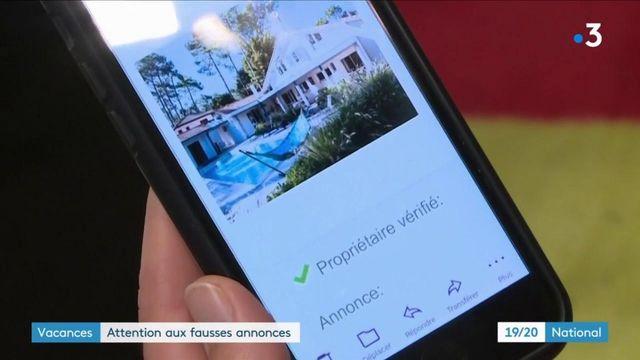 Vacances : attention aux fausses annonces de location sur internet