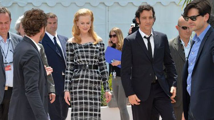 """RANCE, Cannes : Australian actress Nicole Kidman arrives for the photocall of """"Hemingway & Gellhorn"""" presented out of competition at the 65th Cannes film festival on May 25, 2012 in Cannes. AFP PHOTO / ALBERTO PIZZOLI  (AFP PHOTO / ALBERTO PIZZOLI)"""