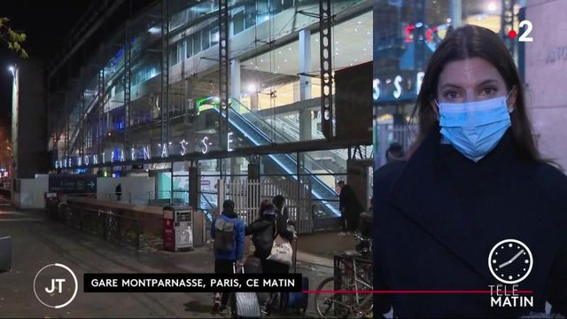 Reconfinement : les Parisiens vont-ils à nouveau quitter la capitale ?