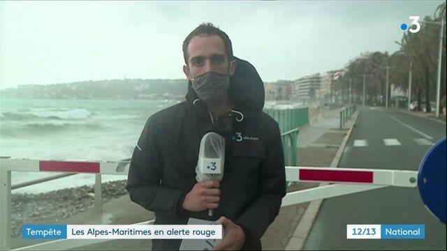 Météo : la tempête Alex s'apprête à frapper aussi le Sud et l'Est de la France