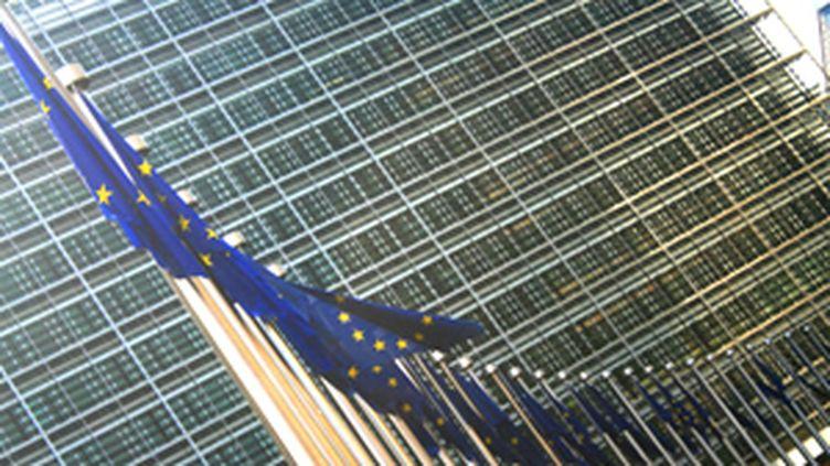 Bruxelles, la Commission européenne (© B.LeVaillant)