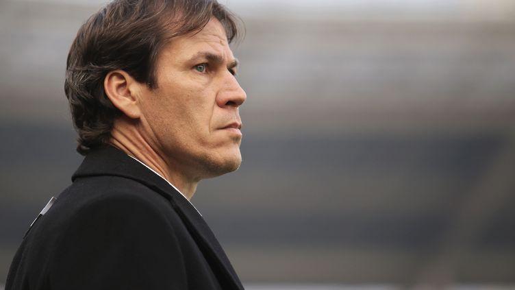 Rudi Garcia, le 5 décembre 2015 (MARCO BERTORELLO / AFP)