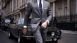 """Daniel Craig revêt le costume de l'agent 007 pour le 25e opus des aventures de James Bond, """"Mourir peut attendre"""". (Copyright Universal Pictures France)"""
