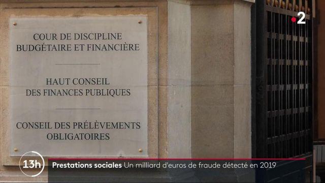 Prestations sociales : un milliards d'euros de fraudes détecté en 2019