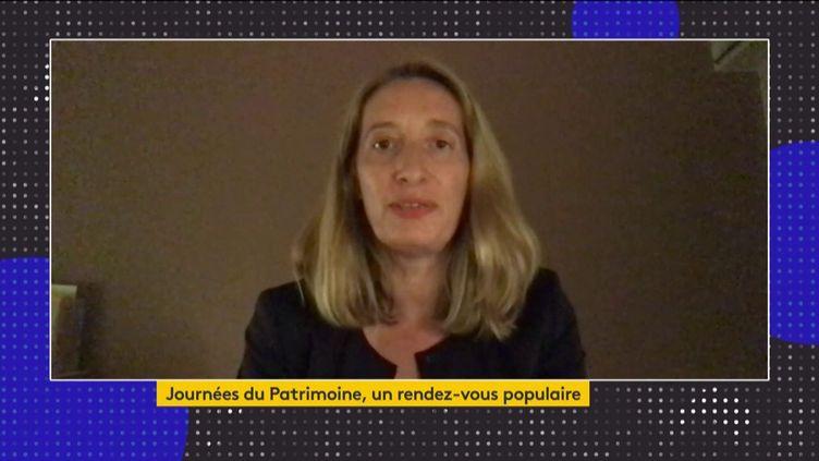 Célia Vérot (FRANCEINFO)