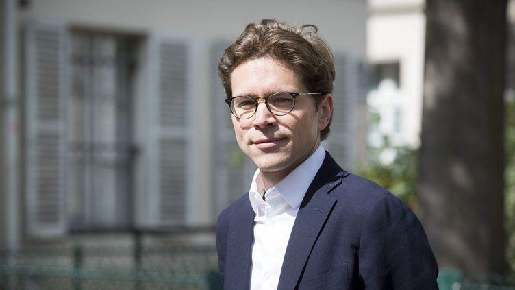(Geoffroy Didier, candidat pour la primaire des Republicains © maxPPP)