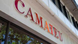 Des centaines de suppressions de postes sont attendues chez Camaïeu. (RICCARDO MILANI / HANS LUCAS)