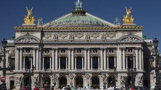 Le Palais Garnier à Paris  (Russel Kord / Photononstop )