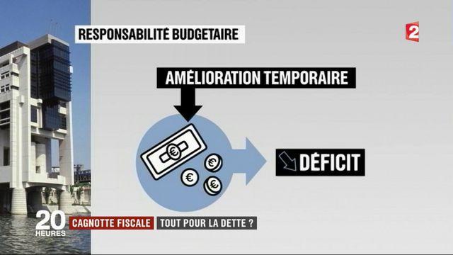 Cagnotte fiscale : tout pour lutter contre la dette ?