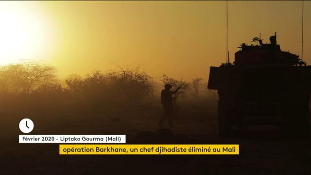 Opération Barkhane : un chef djihadiste tué au Mali