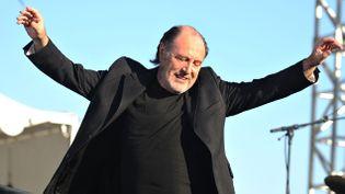 (Michel Delpech en concert à Orléans © Maxppp)