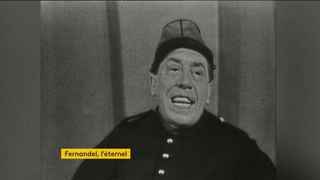 Cinéma: il y a 50 ans nous quittaient le mythique Fernandel et son accent méridional