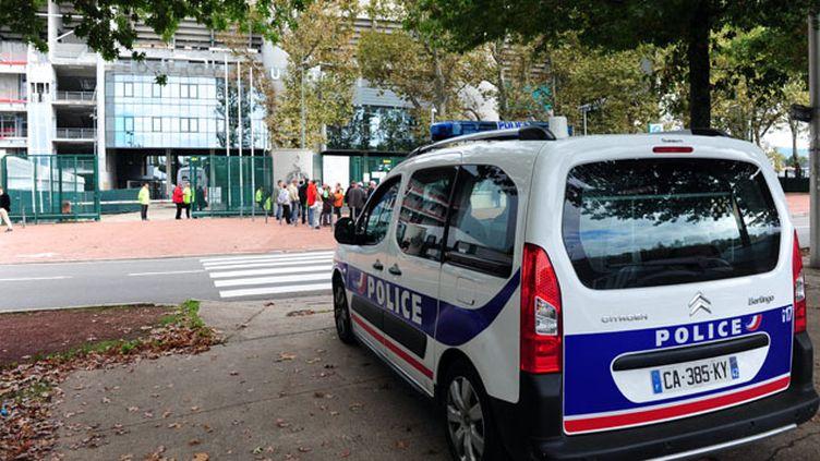 (126 piétons mis à l'amende à Saint-Etienne © Maxppp)