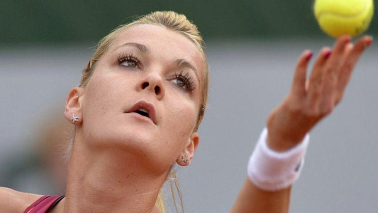 La Polonaise Agnieszka Radwanska