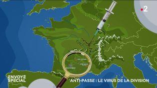 Envoyé spécial. Anti-pass : le virus de la division (ENVOYÉ SPÉCIAL  / FRANCE 2)
