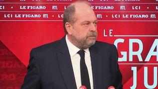 Inceste : Éric Dupond-Moretti défend le seuil de non-consentement à 18 ans (FRANCE 2)