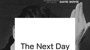 """Bowie : détail de la pochette de """"The Next Day"""", qui revisite celle de """"Heroes"""".  (DR)"""