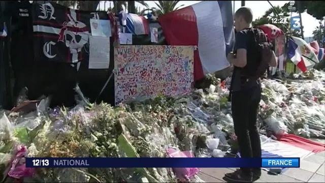 Attentat de Nice : une semaine après