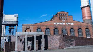 La mine de Wujekà Katowice (Pologne), le 6 novembre 2018. (RAPHAEL GODET / FRANCEINFO)