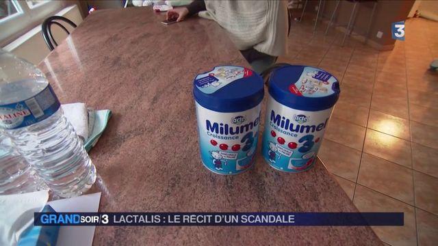 Lactalis : le récit d'un scandale