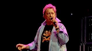Hervé Vilard est sur la scène du Théâtre de La Bruyère jusqu'au 19 janvier 2015.  (France 3)