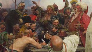 Expositions :Répine, l'âme de la Russie, investit le PetitPalais (FRANCE 3)