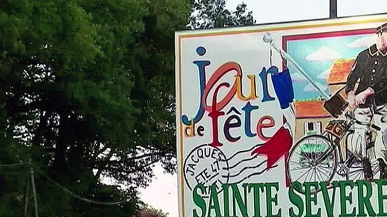 Jour de fête de Jacques Tati a été tourné dans le Berry  (France Télévision/culturebox)