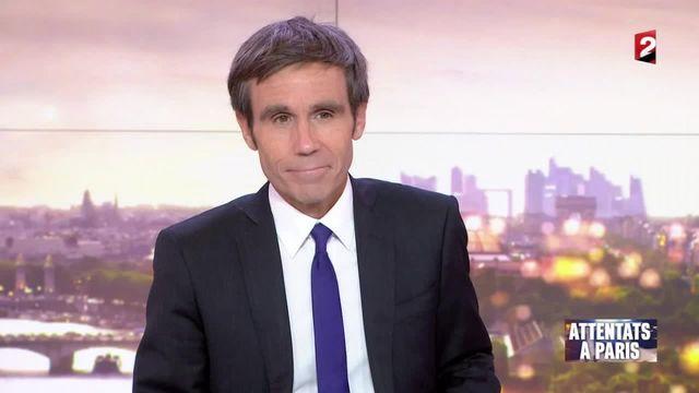 Attentats à Paris : le témoignage poignant d'un otage du Bataclan