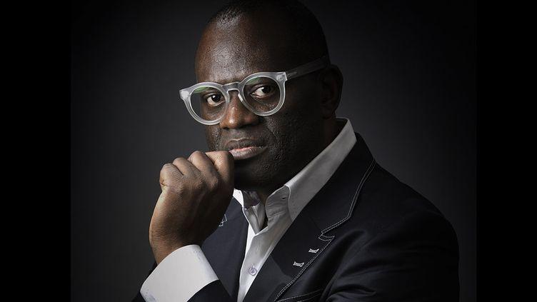 "Alain Mabanckou publie ""Petit Piment"" (Seuil)  (JOEL SAGET / AFP)"