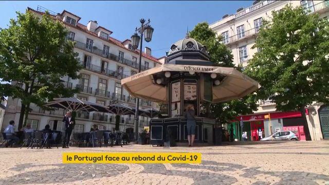 Coronavirus : le Portugal s'inquiète de nouveau et resserre la vis