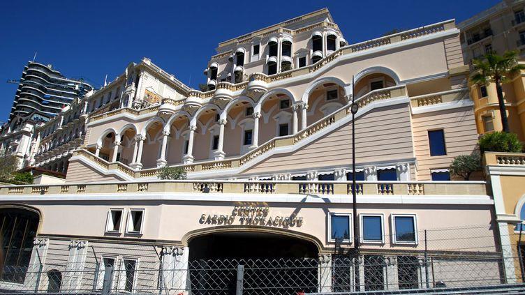 (avid Ginola hospitalisé au centre thoracique de Monaco suite à son malaise cardiaque © Maxppp)