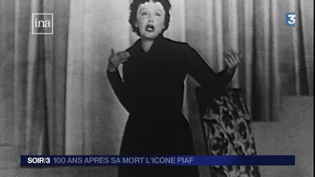 Édith Piaf aurait eu 100 ans