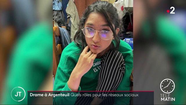 Argenteuil : un harcèlement en ligne à l'origine de la mort d'Alisha ?