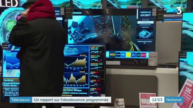 Technologie : une association dénonce l'obsolescence programmée des téléviseurs