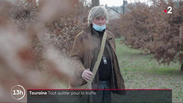 Touraine : à la rencontre de Serge Desazars, trufficulteur passionné en Touraine