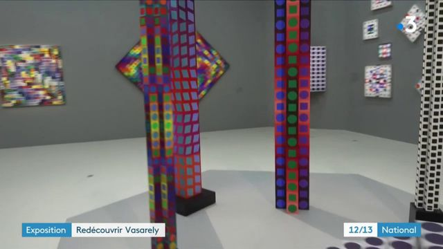 Exposition : redécouvrir Vasarely