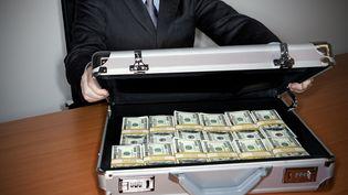 Les malettes font désormais partie du folklore. Les paradis fiscaux permettent de transférer de l'argent de manière discrète. (CAROLINE PURSER / PHOTOGRAPHER'S CHOICE / GETTY IMAGES)
